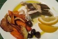 Mediterrane Kost wirkt auch im Norden
