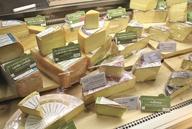 Viel oder wenig Fett in der Käsetheke?